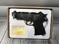 Пистолет на пулях ZM21