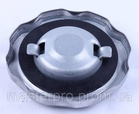 Крышка бака топливного (металлическая) - 168F, фото 2