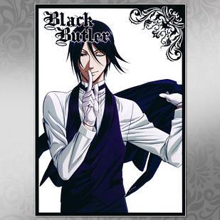 Плакат Аниме Black Butler 006