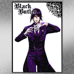 Плакат Аниме Black Butler 008