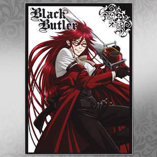 Плакат Аниме Black Butler 009
