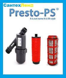 Фильтры для капельного полива Presto-PS