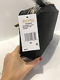 Сумка, клатч Майкл Корс Michael Kors натуральна шкіра, crossbody, колір чорний, фото 9