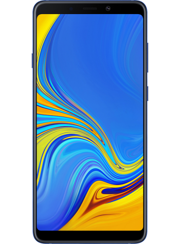 Смартфон Samsung Galaxy A9 2018 Lemonade Blue (SM-A920FZBDSEK) Оригинал Гарантия 12 месяцев