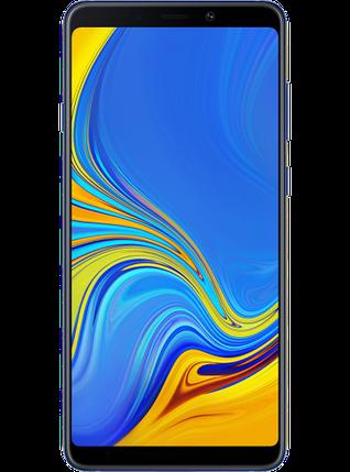 Смартфон Samsung Galaxy A9 2018 Lemonade Blue (SM-A920FZBDSEK) Оригинал Гарантия 12 месяцев, фото 2