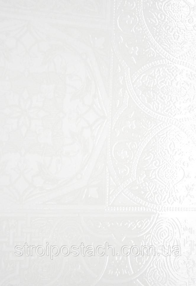 Плитка Атем Алладин Узор WM 27,5x40 белая (стена)