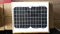 Солнечная батарея (панель) ALM-10М 10 Вт монокристалл