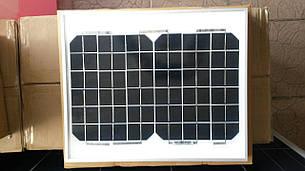 Сонячна батарея (панель) ALM-10М 10 Вт монокристал