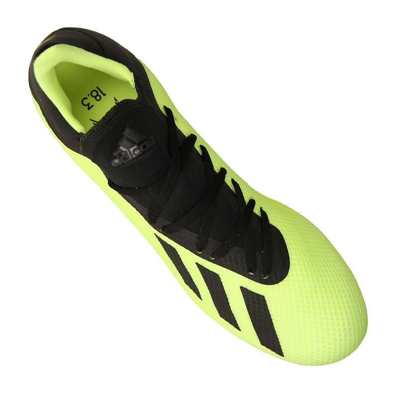buy popular f19b8 9f80d Adidas X 18.3 AG 707 (AQ0707), цена 1 292,10 грн., купить в Киеве — Prom.ua  (ID 885629412)