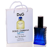 Dolce Gabbana Light Blue pour Homme - Travel Perfume 50ml