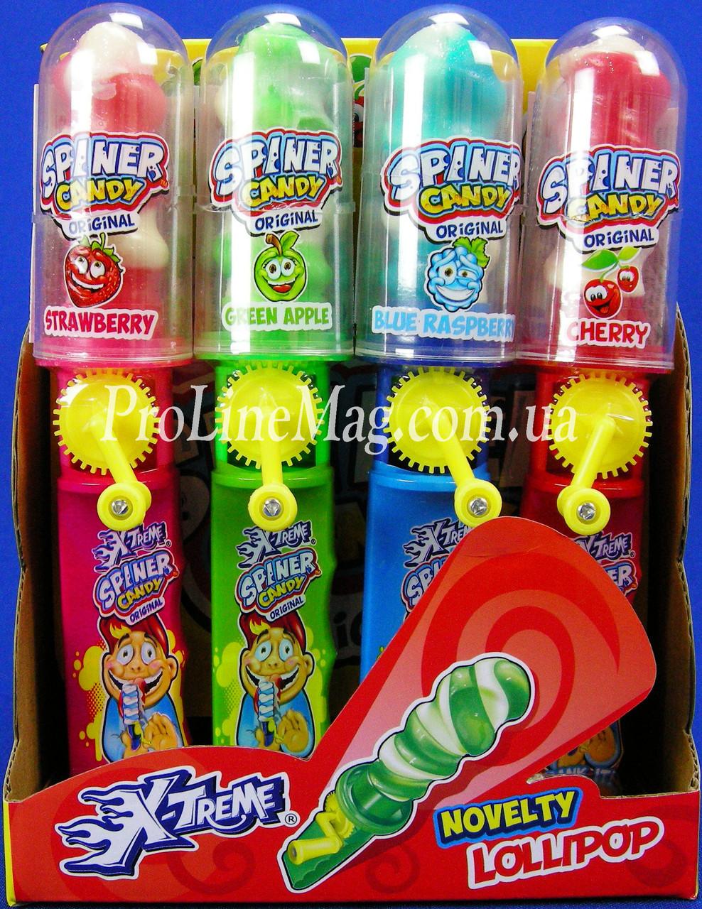 Леденец спинер X-TREME® Spiner Candy