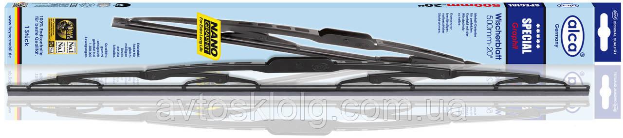 Щетка стеклоочистителя каркасная 430 мм