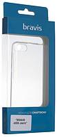 Чохол для смартфона BRAVIS A509 Jeans - TPU Clean (Прозорий)