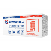 Пенополистирол XPS CARBON PROF 1180х580х50