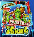 Конфета - гель JOHNY BEE® XXXL SqueeZe 120 гр., фото 2