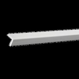 Плинтус угловой Европласт 1.50.156 (30х30)мм