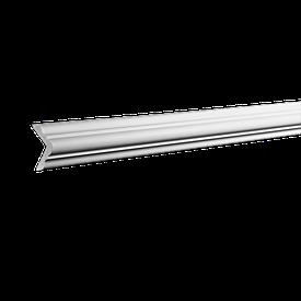 Плинтус угловой Европласт 1.50.257 (38х38)мм