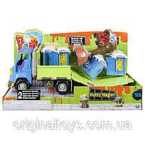 Машина - транспортер Flush Force Potty Wagon и две коллекционные фигурки Flushies 2 серия Spin Master