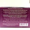 Натуральные аромасвечи (Кардамон-Роза; Лемонграсс-Мандарин) - ДУО-СЭТ БАБОЧКИ, фото 3