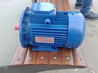 Электродвигатель АИР90L2 3 кВт 3000 об лапы+фланец Украина гарантия 2 года