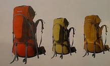Рюкзаки, сумки, ящики, коробки, чохли, тубуси