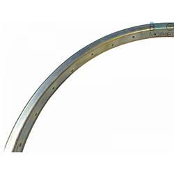 """Обод 28"""" стальной под усиленную спицу,  однослойный, без тормозной дорожки, 36 отверстий, под спицы 3мм"""