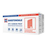 Пінополістирол XPS CARBON PROF 1180х580х100 ціна за лист