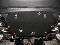 Защита картера двигателя и КПП для Nissan Interstar с боковыми крыльями  до 2010