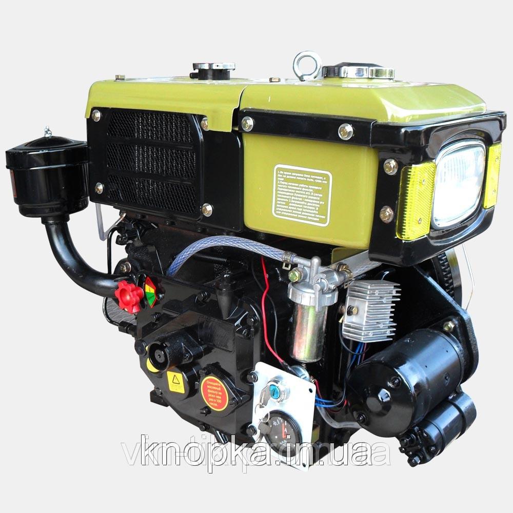 Двигатель Кентавр ДД 190ВЭ (10,5 л.с.,дизель электростартер)