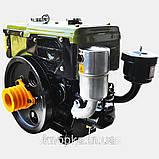 Двигатель Кентавр ДД 190ВЭ (10,5 л.с.,дизель электростартер), фото 2