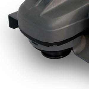 Угловая шлифовальная машина Hyundai G 2010-230  - РЕДУКТОР ИЗ МАГНИЕВОГО СПЛАВА Модифициро...