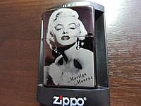 Стильная зажигалка Zippo - Marilyn Monroe, копия, фото 1