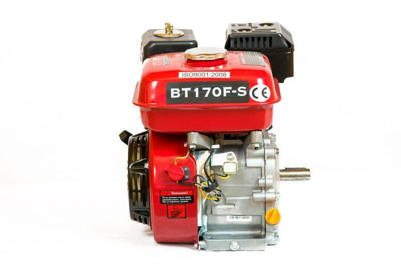 Двигатель бензиновый WEIMA BT170F-S (HONDA GX210) (шпонка, вал 20 мм), бензин 7 л.с.