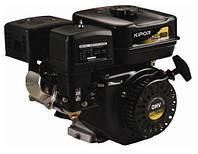 Двигатель KIPOR KG160S (бензин, 3,0-3,3 кВт, ручной старт, 1500-1800 об/мин, с редуктором)