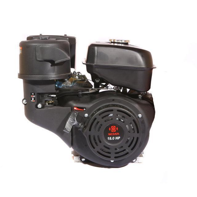 Двигатель бензиновый WEIMA WM192F-S NEW (25 мм, шпонка, ручн. старт, бензин 18л.с.)