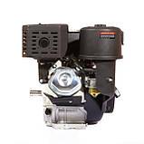 Двигатель бензиновый WEIMA WM192F-S NEW (25 мм, шпонка, ручн. старт, бензин 18л.с.), фото 2