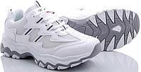 Женские кроссовки Vintage белого цвета