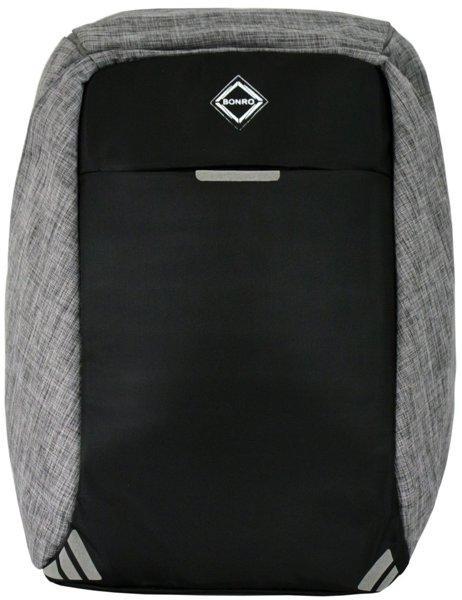 Городской рюкзак антивор с USB Bonro 20 л