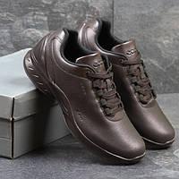 Мужские кроссовки демисезонные, коричневые, ECCO Biom, (в наличии 46 р)