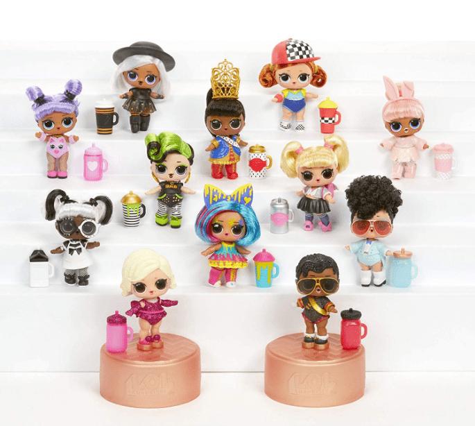 Кукла L.O.L. Hairgoals Модное перевоплощение 5 серия игрушка для девочек