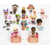 Кукла L.O.L. Hairgoals Модное перевоплощение 5 серия игрушка для девочек, фото 1
