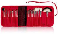 Подарок на 8 марта SHANY Набор кистей для макияжа Red Cotton - 22pc