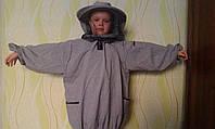 Куртка пчеловода (лен с гебардином)