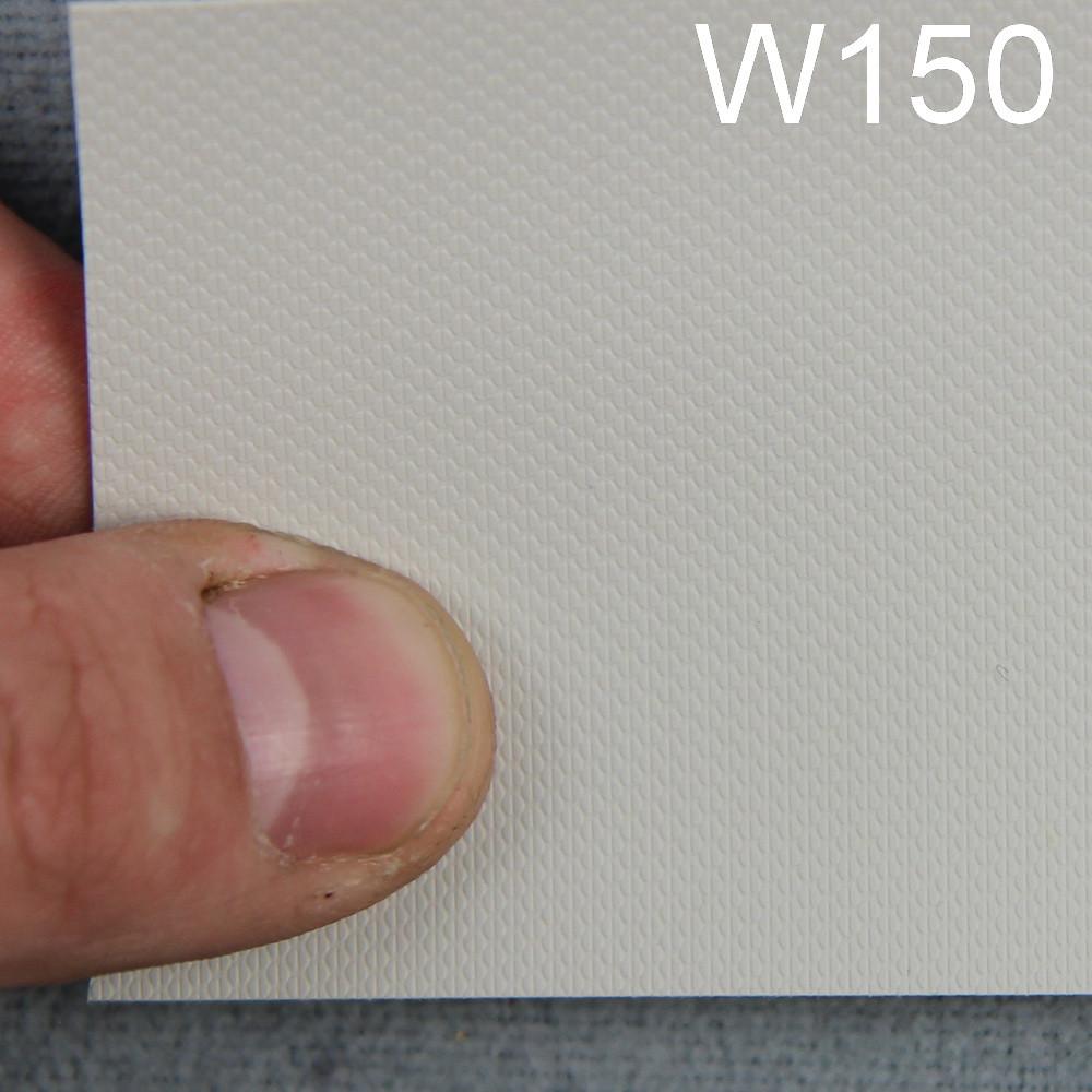 Термовинил HORN (бело-светло-серый W150) для обтяжки торпеды