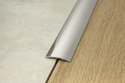 Порожек для пола со скрытым креплением Pawotex 28 мм 0.9 м нержавеющая сталь STWW28