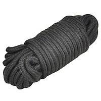 Fetish Art Bondage Rope Black