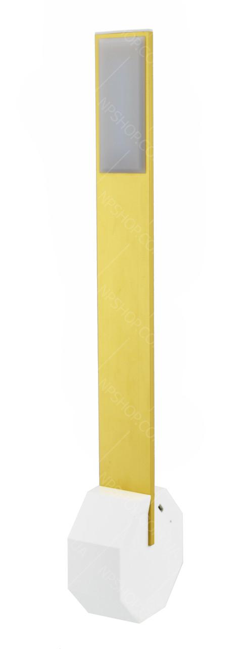 Настольная светодиодная сенсорная лампа лампа JEDEL 901 Gold