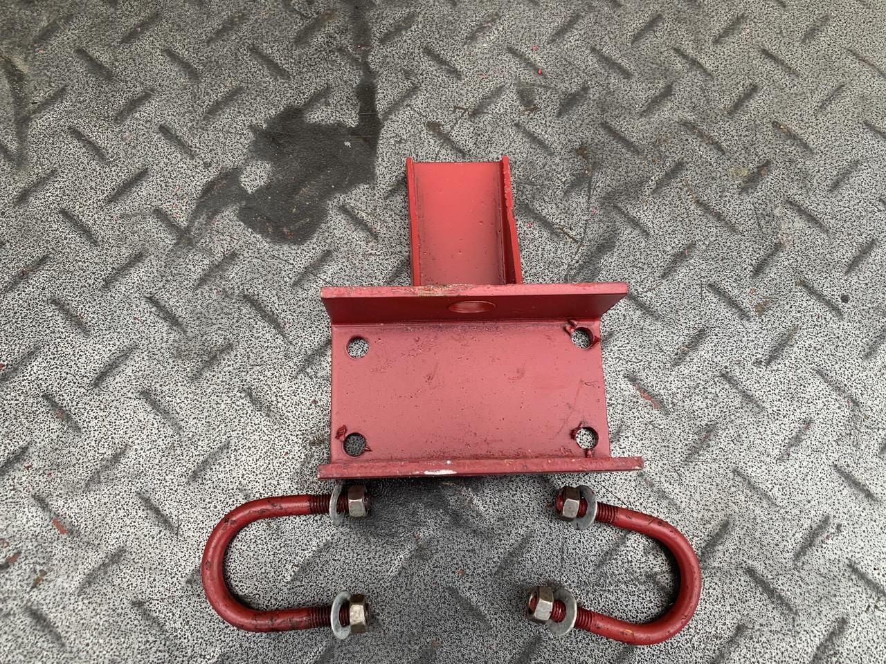 Хомут кріплення навісні агрегатів на перед