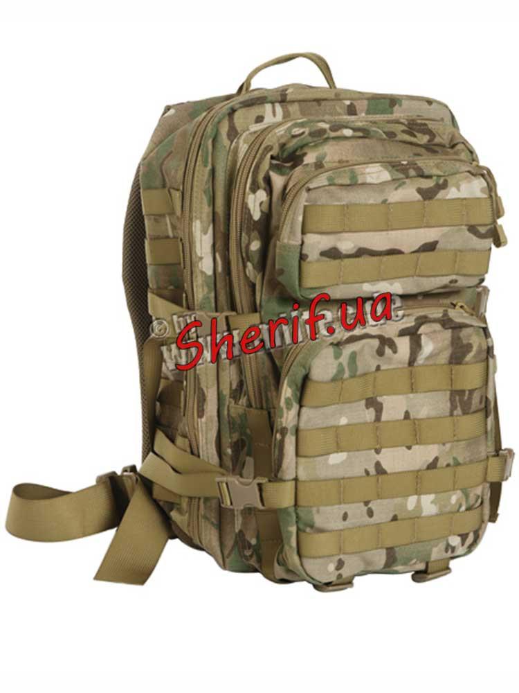 Рюкзак  тактический 36 литров MIL-TEC Assault Multicam 36л, 14002249