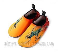 Аквашузы для пляжа и кораллов (ШУЗ-01)  Тип 2